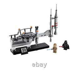 Lego Star Wars Bespin Duel Darth Vader Luke Skywalker Ready to Ship