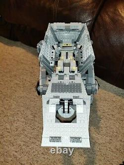 Lego Star Wars Rare UCS 10174 AT-ST NO BOX, NO INSTRUCTIONS, INCOMPLETE