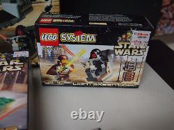 Lego Star Wars Sith Infiltrator # 7151 7104 7111 7124 7101 7121 LOT OF 6 NISB