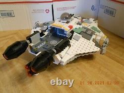 Lego Star Wars The Ghost (75053) VGUC No Box Or Books Read Description