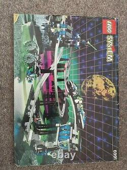 Lego System Monorail. Space Set. 6991 100% Complete Boxed New Stickers