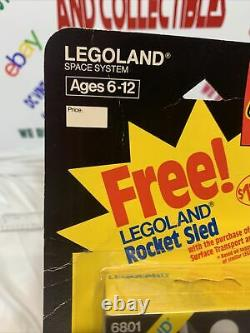 Lego Three Pack 6801 6823 6822 Vintage Classic Space System NEW SEALED 1983