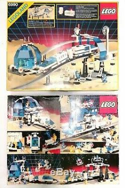 Lego Train Space Train Monorail 6990 Lego Futuron Transport Lego Boxed 1989