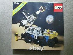Lego Vintage Space 6950 Boxed