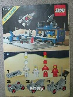 Lego Vintage Space 6970 Boxed