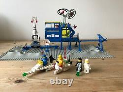 Lego Vintage Space 6971, Inter-galactic Command Base 100% Complete With Box