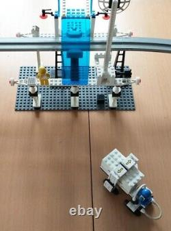 Lego Vintage Space 6990 Futuron Monorail Transport System, incomplete, RARE
