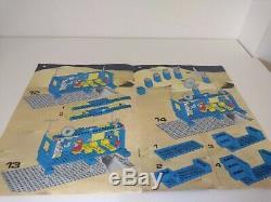 Lego legoland Classic Space Vintage Set 6970 100% + Box + Istruzioni