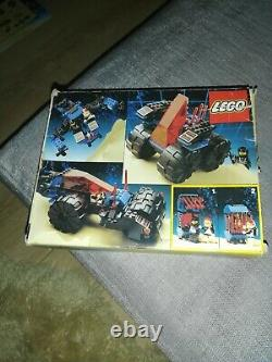 Lot Lego Space Police (6986, 6895, 6886, 6781, 6831, 6955)