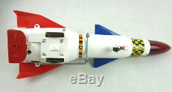 MINT Vintage 1969 Nomura APOLLO 11 Battery Opperated SPACE ROCKET Toy Box JAPAN