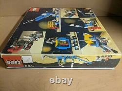 MISB Sealed New Lego Vintage 1979 Classic Space Alpha 1 Rocket Base 483 NIB rare