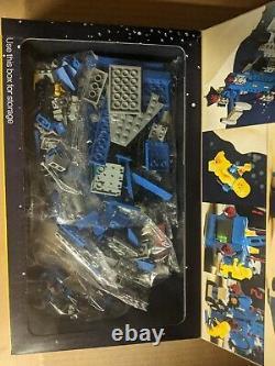 MISB Sealed New Lego Vintage 1985 Classic Space FX Star Patroller 6931 NIB rare