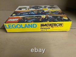 MISB Sealed New Lego Vintage 1987 Classic Space Blacktron Renegade 6954 NIB rare
