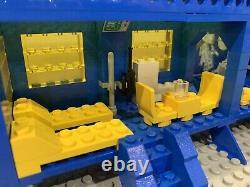 MOC LEGO Vintage Classic Space Set 926 Space Command Centre 1978
