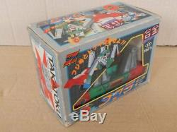 Machine Hiryu Vehicles Takatoku Koguma claws vehicle toy space vintage