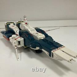 Matchbox ROBOTECH SDF-1 Macross space defense fortress one vintage in box