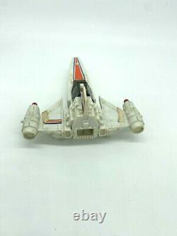 Mattel BATTLESTAR GALACTICA COLONIAL FIGHTER Space Vehicle, VINTAGE 1978, figure