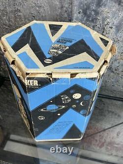Mattel Major Matt Mason Space Star Seeker Walker Box Vintage 1969