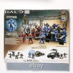Mega Bloks Construx Halo DPW95 Arena Champions Battle Pack Sealed Damaged Box