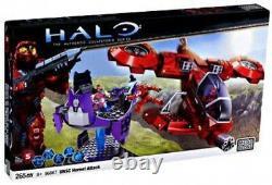 Mega Bloks Halo UNSC Hornet Attack Exclusive Set #96867