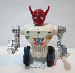 Microman Micro Robot 1 Vintage Figure Takara Japan 1970s Micronauts MIB Original