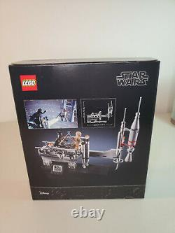 NEW LEGO 75294 Star Wars Bespin Duel Empire Strikes 40th Celebration SDCC with GWP
