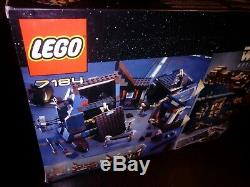 NEW! Lego Star Wars 7184 Trade Federation MTT 1ST EDITION FROM YEAR 2000! Sealed