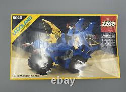 NEW SEALED BOX Vintage Legoland Space System Mobile Recovery Vehicle #6926 Set