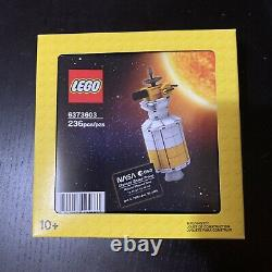 NEW SEALED LEGO Ulysses Satellite Space Probe Set (5006744) VIP Point Exclusive