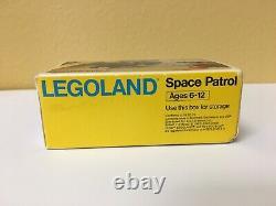 NEW Sealed Legoland Lego Space System #6803 Space Patrol Vintage Classic NISB