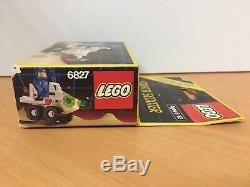 NEW Vintage LEGO Space Classic Strata Scooter (6827) In Sealed Box NOS 80's