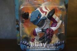 New Vintage Mattel Street Sharks Space Force Battleclaw Streex'96 Action Figure