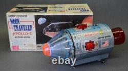 Nomura Moon Traveler Apollo-Z Vintage Robot Space Toys
