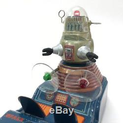 Nomura Toy ROBBY SPACE PATROL Robot Battery Powered 1950's Vintage from Japan