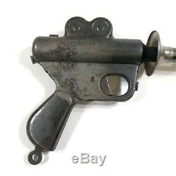 Original 1930's Daisy Buck Rogers Atomic Space Ray Pistol Pop Gun Works Vintage