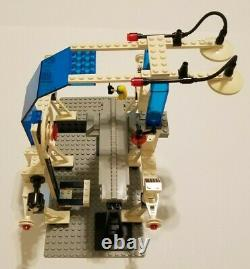 Original Lego 6990 Space Monorail Transport Space System Monoswitch Station
