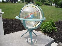 RARE Vintage TORICA ASTRO GLOBE Celestial Sphere Space-Age Earth Planetarium Toy