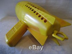 RARE vintage ATOM BUSTER plastic RAYGUN outer space ray gun pistol toy WEBB 50s