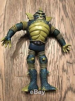 Rare Vintage 1968 Colorforms Outer Space Men Colossus Rex Original