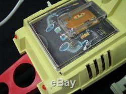 Rare Vintage Space Soviet Toy Lunokhod Lunnik Straume Battery Op. Remote Ussr