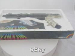 Rare Vintage Thitan Large 15 Space Flash Gun-new In Box Made In Italy Late 1970