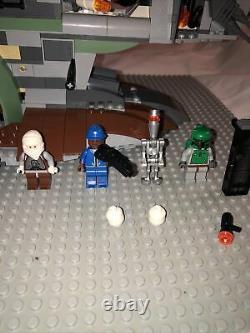 Retired #6209 Lego Star Wars Slave 1 Boba Fett The Mandalorian Figures 06 100%