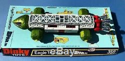 SPACE 1999 EAGLE TRANSPORTER DINKY TOYS 359 vintage Gerry Anderson