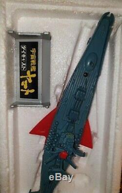 STAR BLAZERS Nomura Toy'70 Space Battleship Yamato JAPAN METAL 1/1300 MATSUMOTO