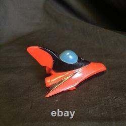 Shogun Warriors Great Mazinga Space Ship Mattel Vintage Original Condor Brain