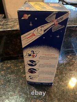 Space Patrol Rocket Light Vintage