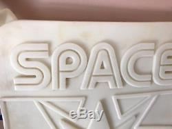 Space Sword & Shield Plastic Glow In The Dark Vintage 1977 Toy Box Inc Star Wars