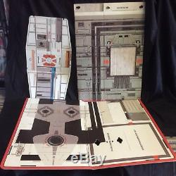 Star Bird Command Base Milton Bradley Center Vintage