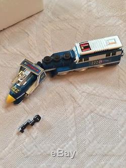 Takatoku Popy Chogokin Harlock Galaxy Express 999 222 Train UNUSED MIB VINTAGE