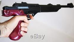 Ultra Rare Vintage 80's Greek 17 Space Ray Gun Flash Gordon Tsiotas Greece New